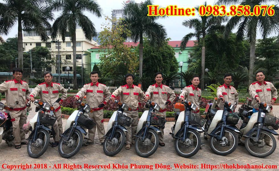 Tho Khoa Phuong Dong