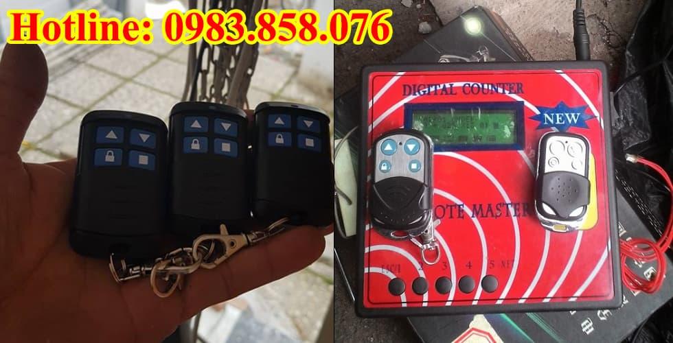 Thợ Làm Remote Cửa Cuốn Tại Buôn Ma Thuột Giá Rẻ Nhất !!!