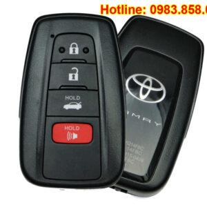 Chìa Khóa Xe Camry Toyota