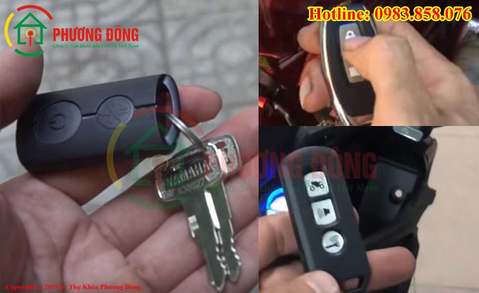 Các loại khóa độ cho xe nouvo