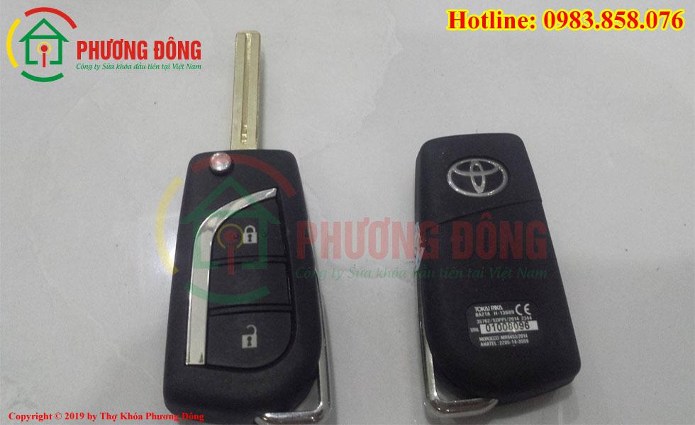 Chìa khóa Toyota Innova