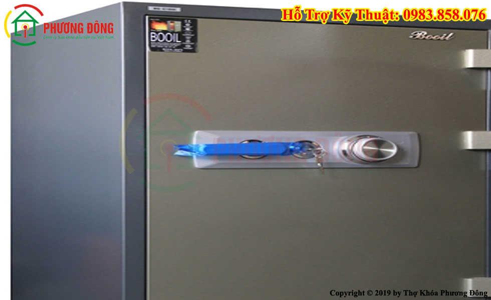 Cách mở két sắt 3 số khi quên mật khẩu