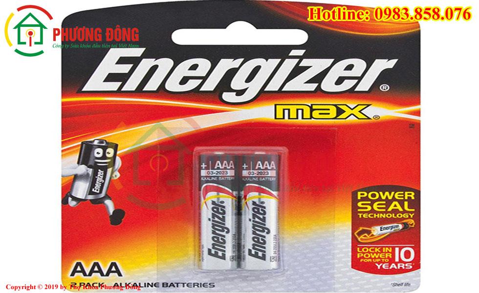 Pin chính hãng energizer