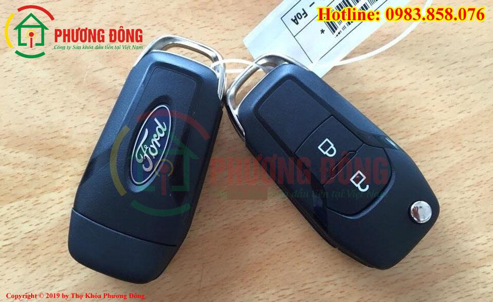 Chìa khóa ô tô Ford Ranger