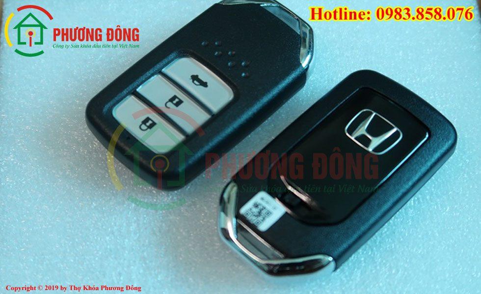 Cách Thay PIN Khóa Ô Tô Honda Đúng Kỹ Thuật Nhất Full HD+