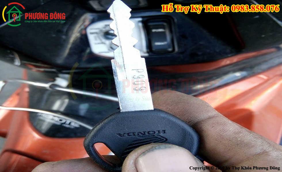 Sửa khóa xe tại Yên Bái
