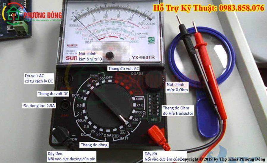 Dụng cụ để sửa xe máy mất hết điện