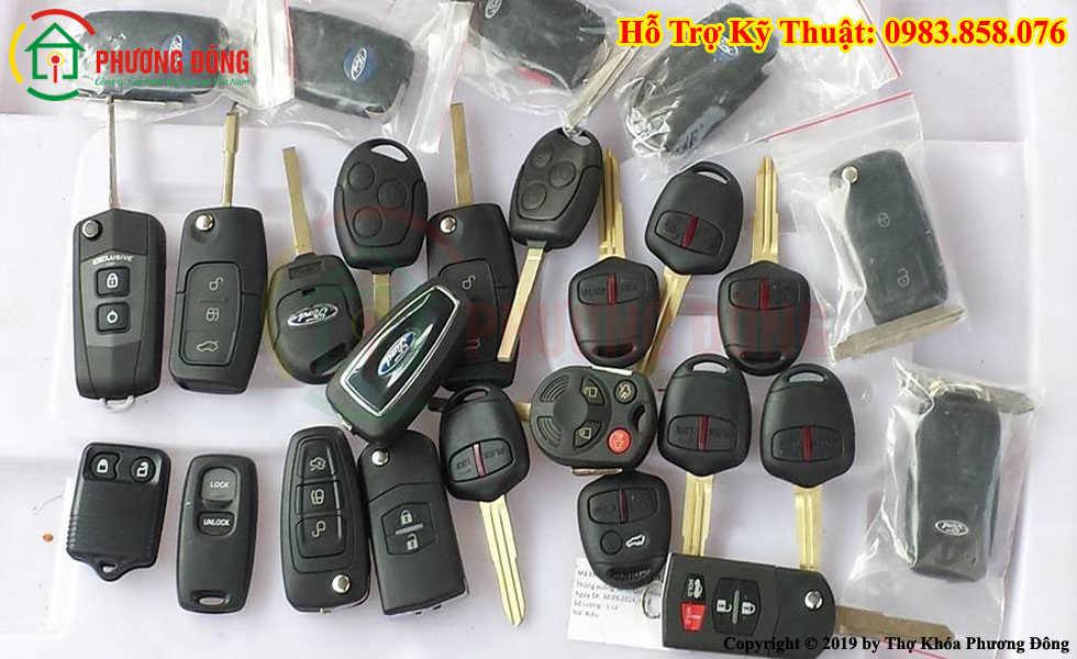Phương Đông sửa tất cả các loại khóa xe ở Cam Ranh
