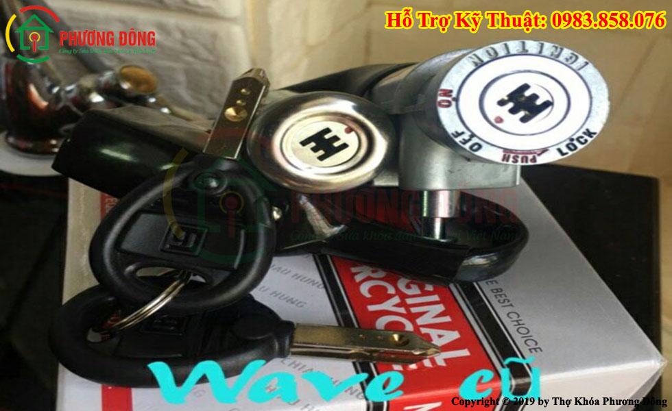 Sửa khóa xe tại nhà Kon Tum