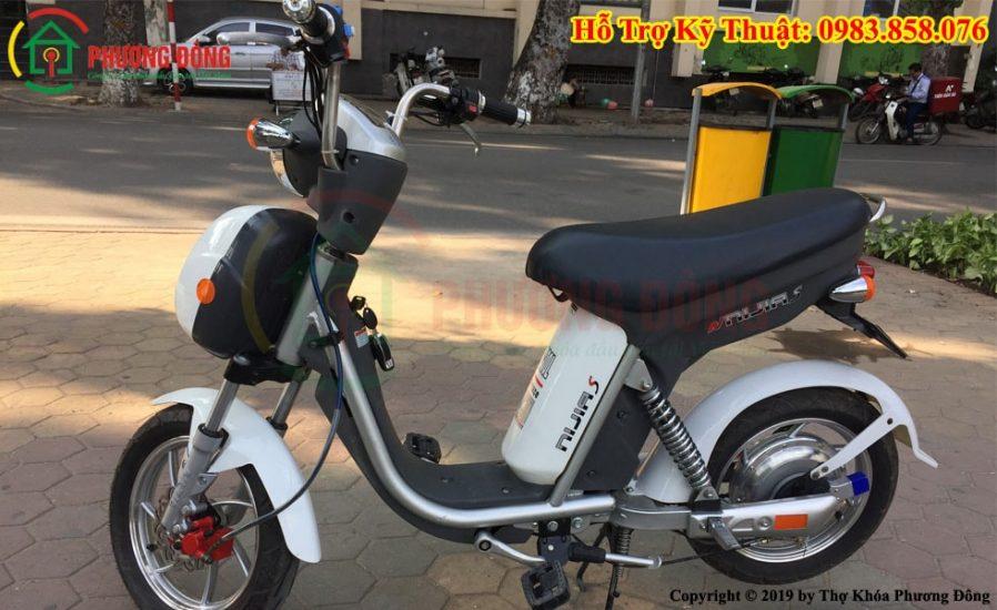Sửa khóa xe đạp điện giant m133s