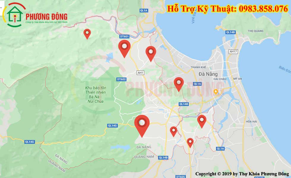 Địa chỉ thợ sửa khóa lưu động tại Hòa Vang