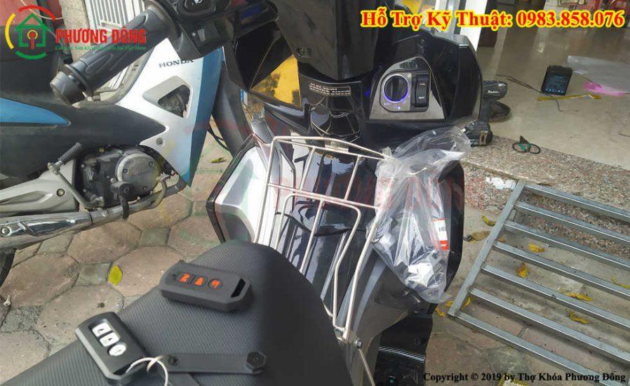 Thay ổ khóa xe máy airblade bao nhiêu tiền