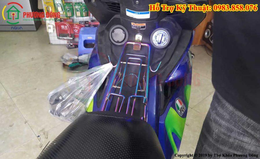 Thay ổ khóa xe máy exciter bao nhiêu tiền
