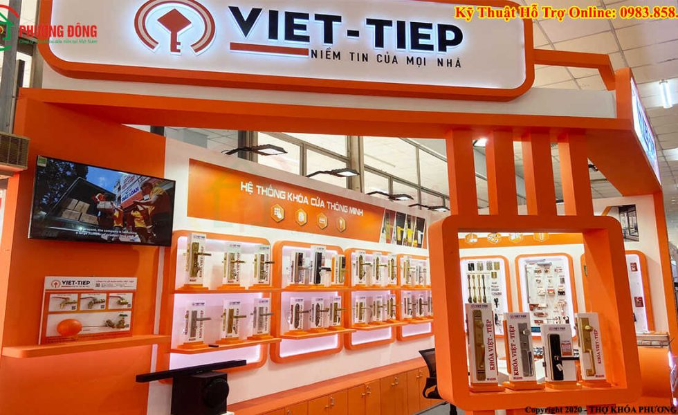 Mua Khóa Việt Tiệp ở đâu Tốt Nhất?