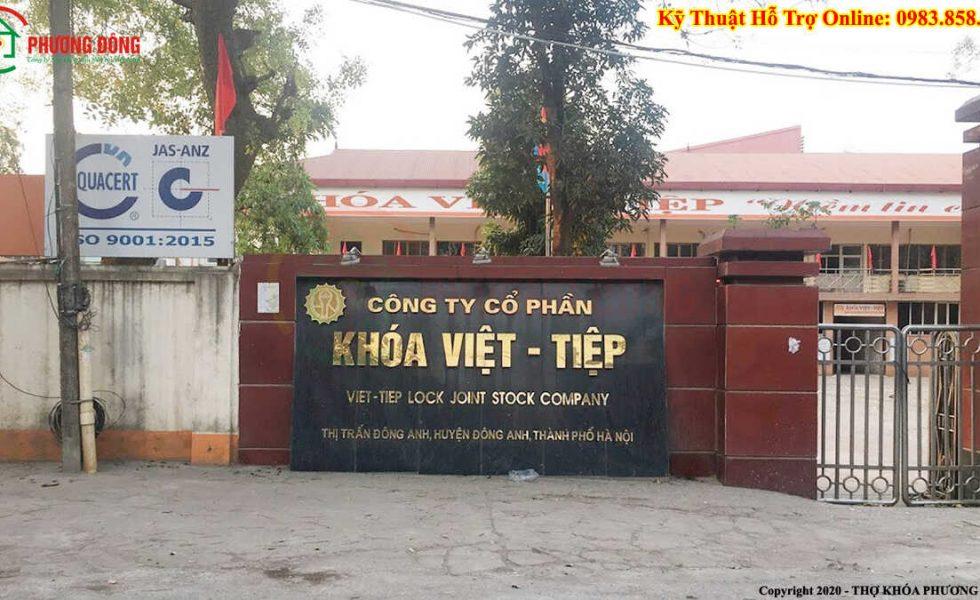 So Sánh Khóa Cửa Huy Hoàng Và Việt Tiệp Khóa Nào Tốt Hơn?