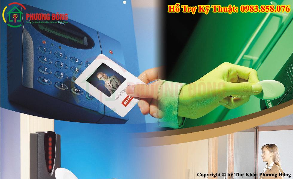Hướng dẫn coppy thẻ từ thang máy vào điện thoại