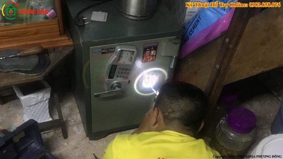 Thợ sửa khóa két sắt Quận 12