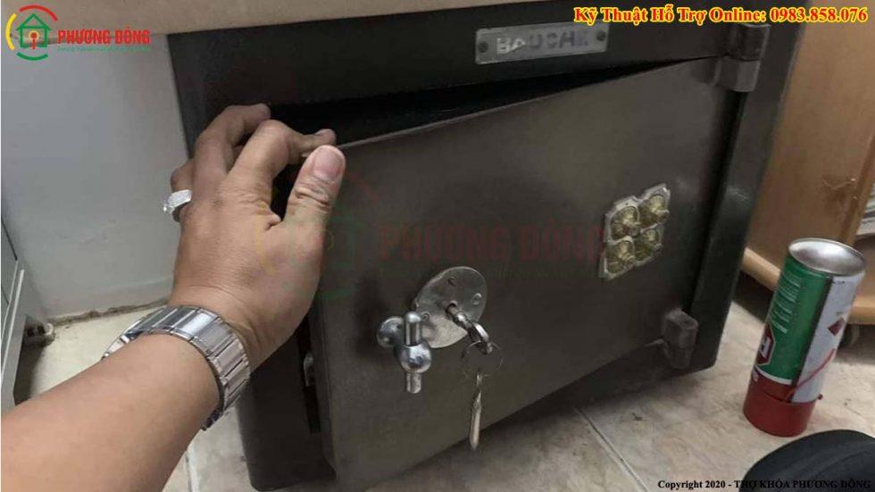 Thợ sửa khóa két sắt Quận Thủ đức
