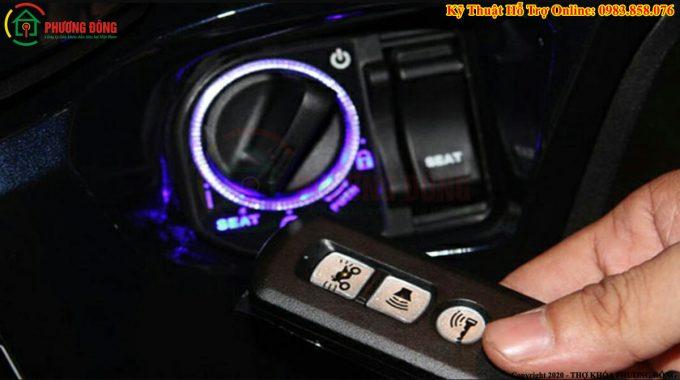 Cơ Chế Khóa Smartkey Honda