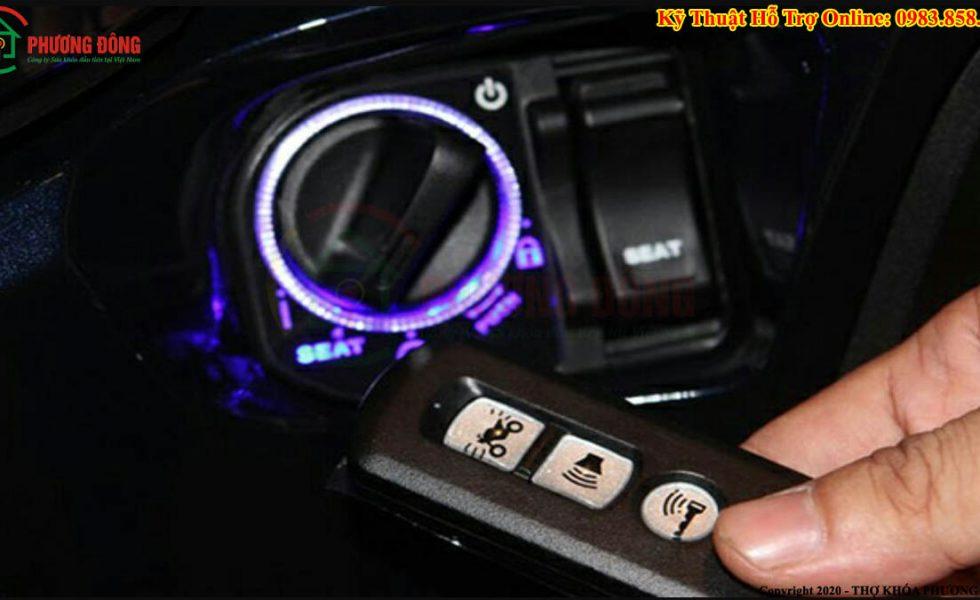 Khóa Smartkey Honda Có An Toàn Không? Giá Thành Như Thế Nào?