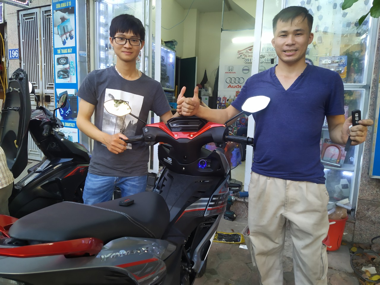 Smartkey Cho Winner
