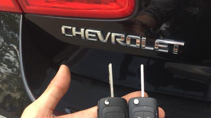 Chìa Chevrolet Cruze