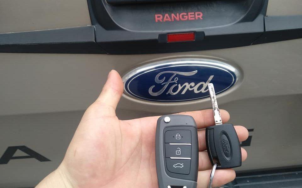 Đánh Chìa Khóa Ford Ranger Chính Hãng Giá Tốt Nhất