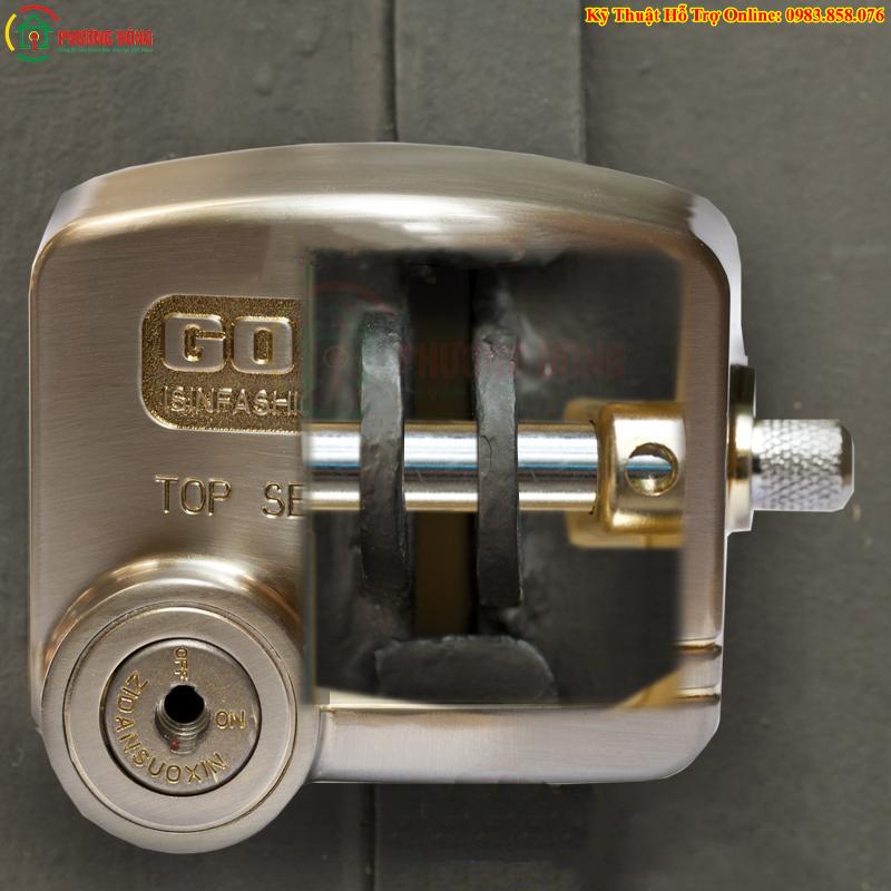 Ổ khóa cửa sắt Good D5-70