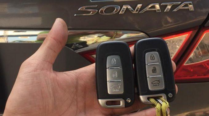 Chìa Khóa Hyundai Sonata