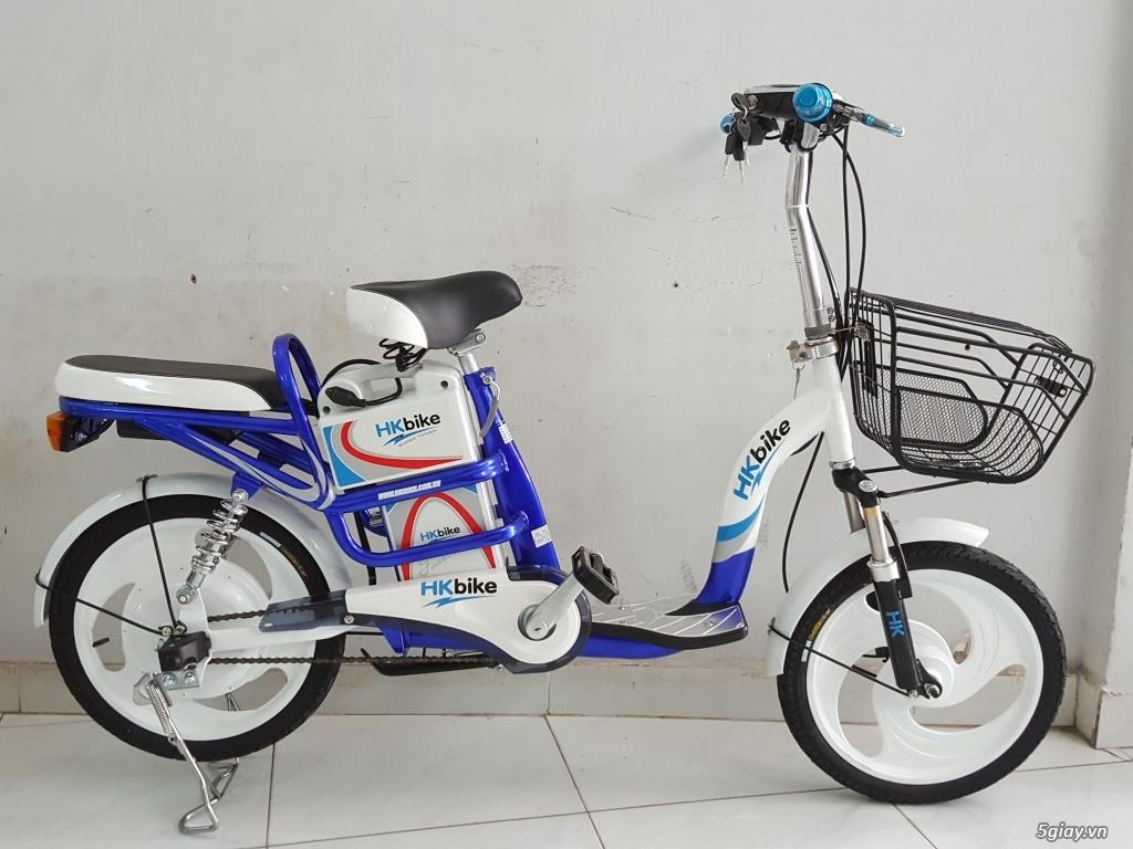 xe đạp điện máy điện HKBike