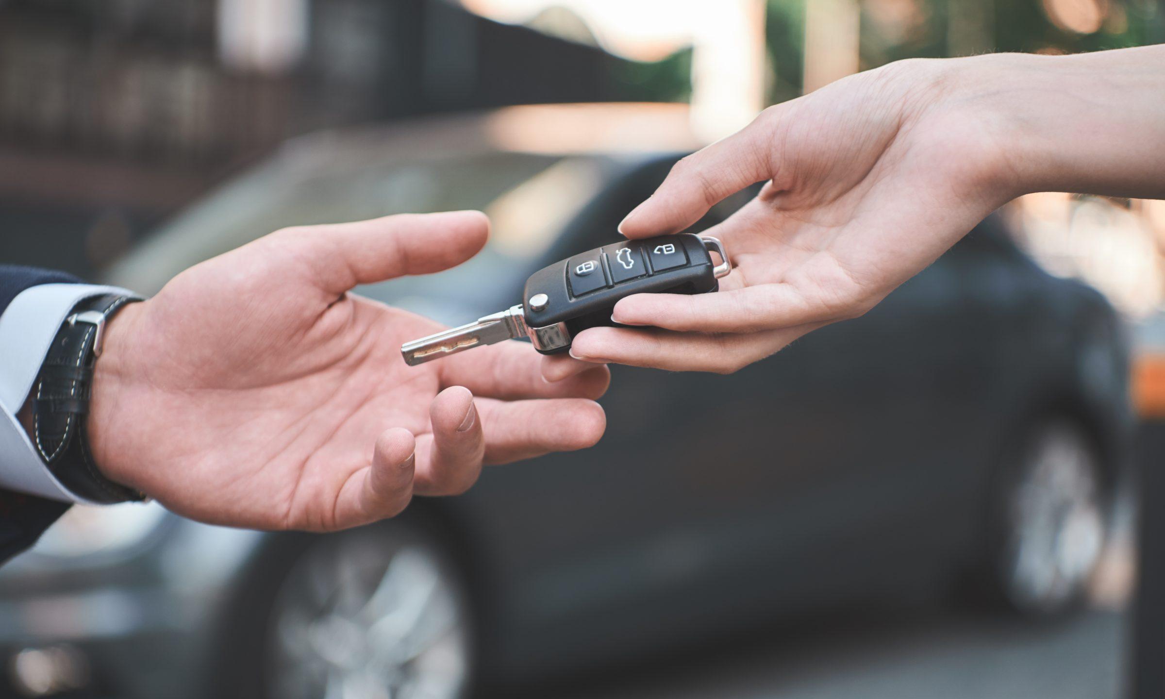 Thu mua chìa khóa ô tô cũ